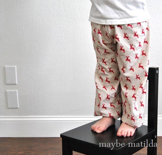 30 Minute PJ Pants