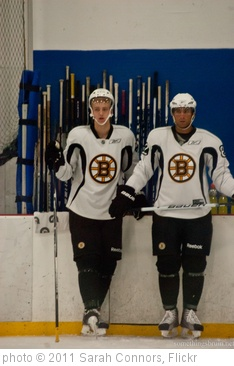'Bruins Dev Camp-6827.jpg' photo (c) 2011, Sarah Connors - license: http://creativecommons.org/licenses/by/2.0/