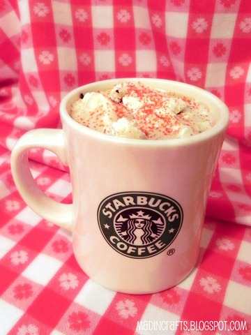 starbucks peppermint mocha knockoff recipe