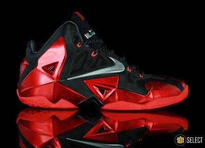 nike lebron 11 xx sn select five years petrie 1 06 The Petrie Era: Evolution of NIKE LEBRON VII XI by SN Select