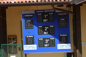 Tabellone segnapunti della Elettronica EFFE-GI di Cazzago san Martino BS
