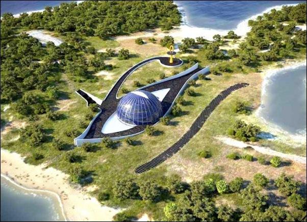 L'île déserte de Naomi Campbell 7