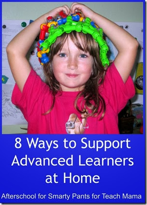 Ways to Support Advanced Learners at Home