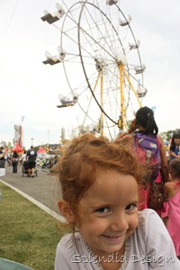 Madison at the fair 2