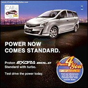Proton Exora Bold 2013 Promotion in Malaysia Branded Shopping Save Money EverydayOnSales