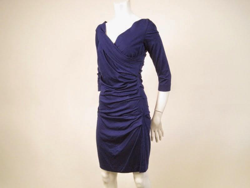 DVF Bentley Dress