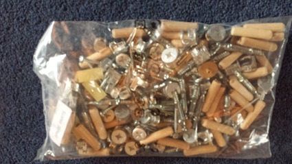 Sooooo many screws!!!!