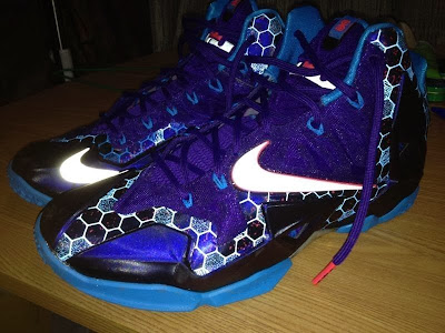 nike lebron 11 gr summit lake hornets 1 03 Nike LeBron XI Summit Lake Hornets Official Release Date