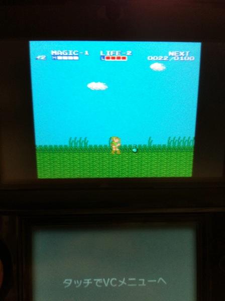 3DSのアンバサダープログラムのファミコンソフトが全て決まる。
