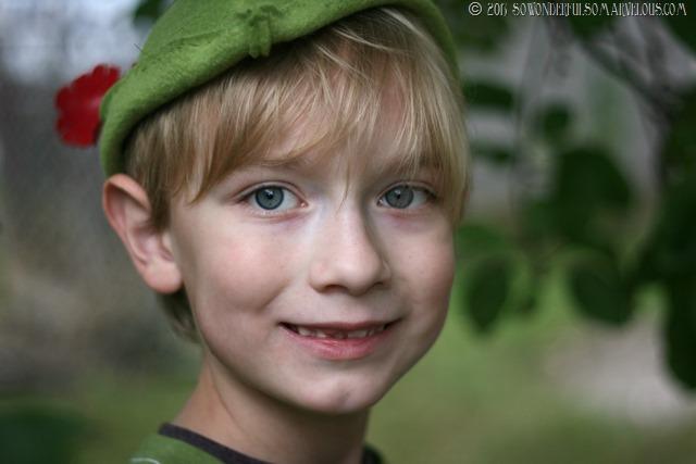 DIY Peter Pan   Tinkerbelle Costume 040