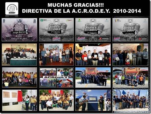 Eventos 2010-2014