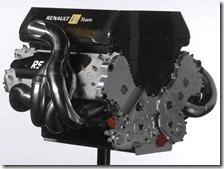 Motore Renault F1