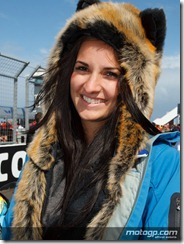 Paddock Girls Iveco Australian Grand Prix 16 October 2011 Phillip Island Australia (17)