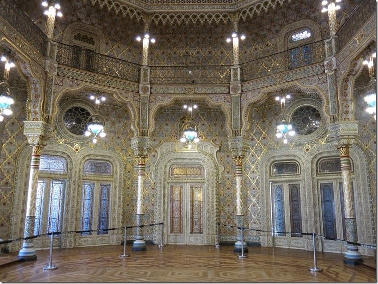 Palácio da Bolsa - Salão Árabe (16)