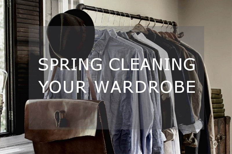 wardrobespringcleaning