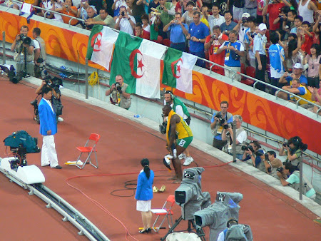 Bolt, Olympic Champion - 200 meters