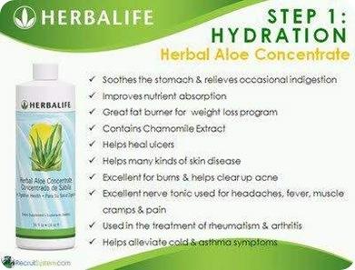 Herbalife (Aloe Vera Concentrate)