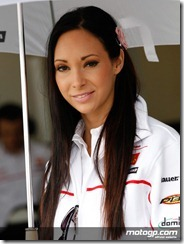 Paddock Girls Gran Premio bwin de Espana  29 April  2012 Jerez  Spain (39)