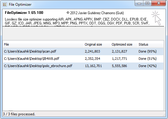 file-optimizer