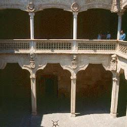 25.- Casa de las Conchas. Salamanca