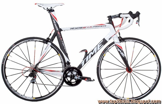 Time RXRS ULTEAM BLANC ROUGE