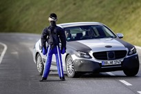 Michael Schuhmacher, Tests C-Class Intelligent Drive