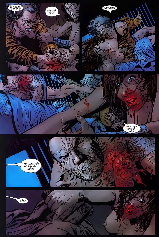 The Punisher: Trên là Dưới & Trắng là Đen chap 6 - Trang 5