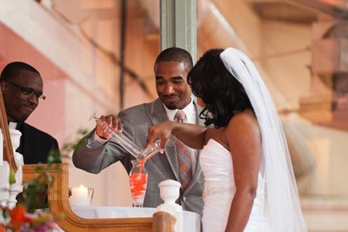 Casamento Moderno - Laranja e Pink (13)
