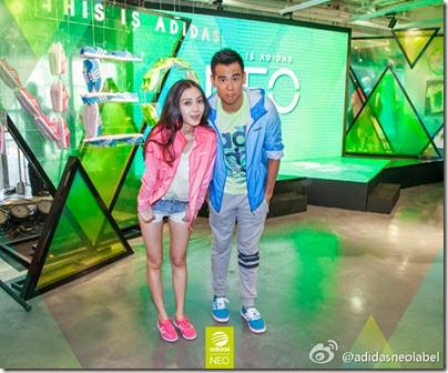 adidas Neo Label X Eddie Peng 2014 Spring Summer event 06