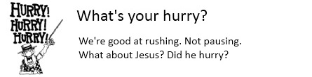 what is your hurry2