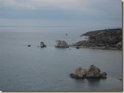 Birthplace of Aphrodite - Petra tou Romiou Coastlline (Small)