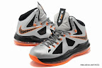 lbj10 fake colorway lava 1 03 Fake LeBron X