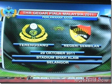 Final Piala Malaysia 2011