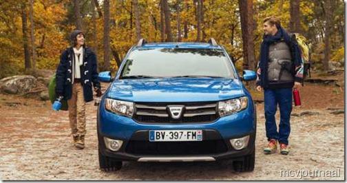 Dacia Sandero Stepway nieuw 03