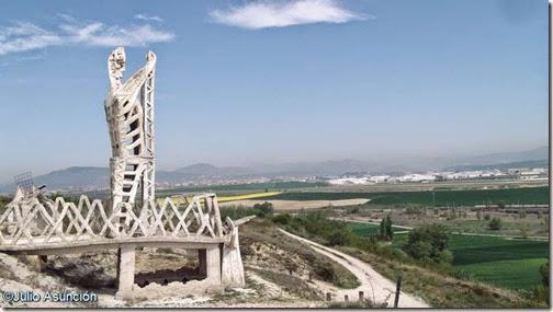Monumento a la Batalla de Noáin - 1521