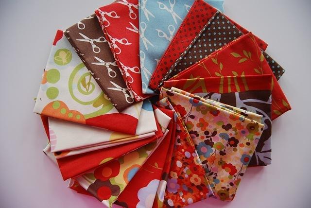 FWQAL starter fabrics