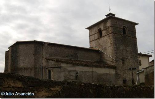 Iglesia de San Pedro Apóstol - Lezáun - Tierra Estella