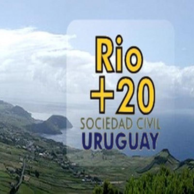 Uruguay rumbo a Cumbre sobre Desarrollo Sustentable Río +20