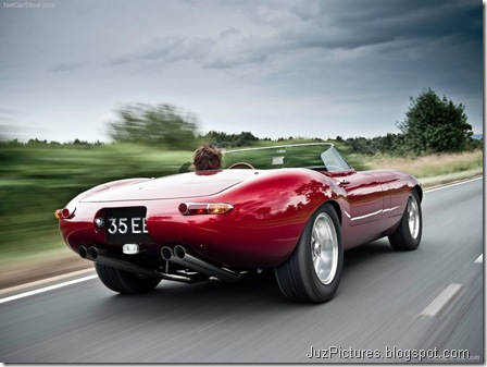 Jaguar E-Type Speedster6
