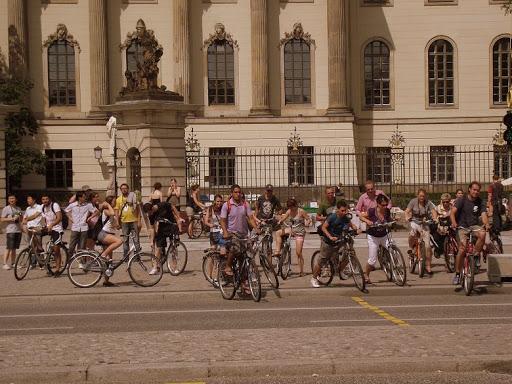 Велосипедиі Берлін