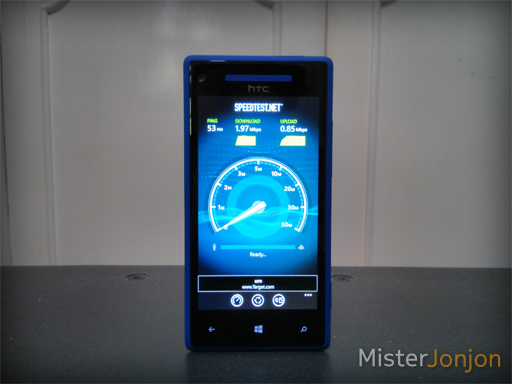 Official Speedtest.net Application for Windows Phone