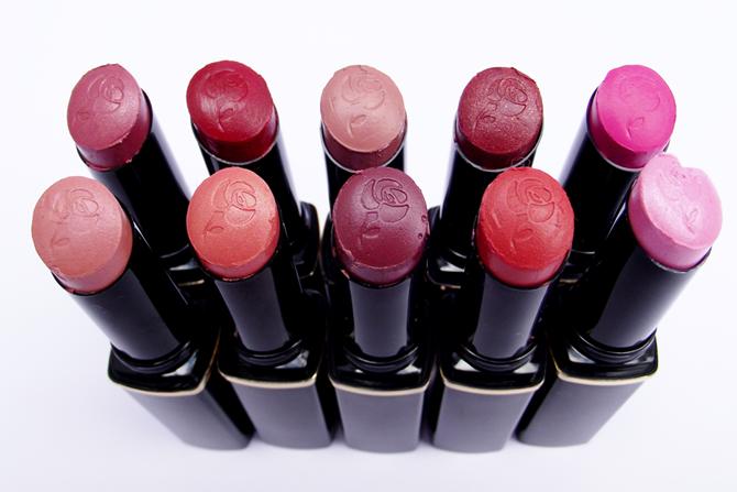 Batons Silk Shine Lipstick da Tracta