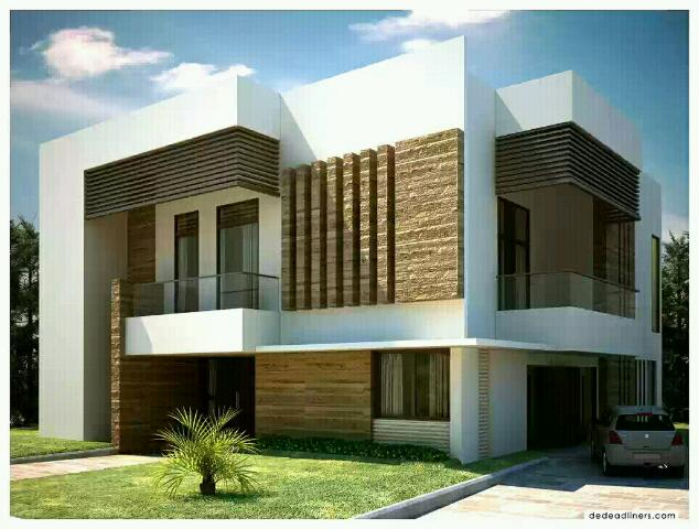 Architecture As Art And Profesion Modern Architecture Family House