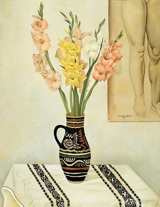 Still Life, 1943, Barna Basilides