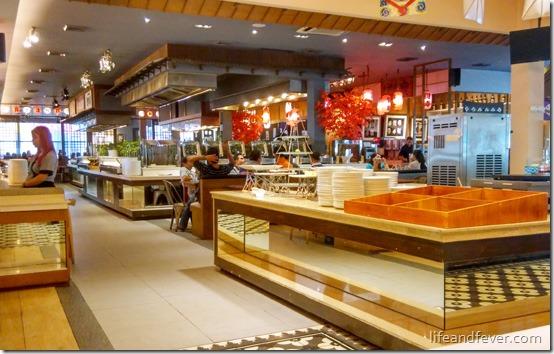 Banzai Japanese buffet