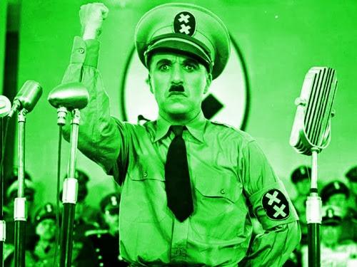 chaplin-ditador