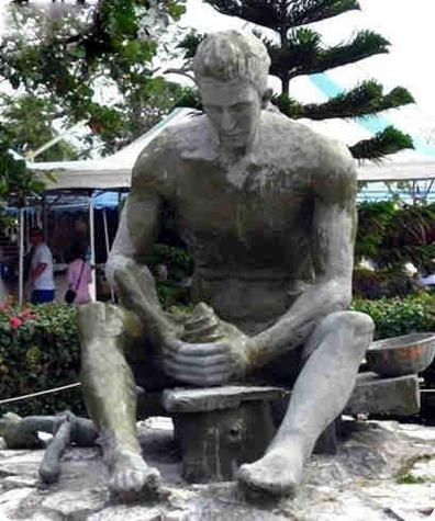 escultura porno