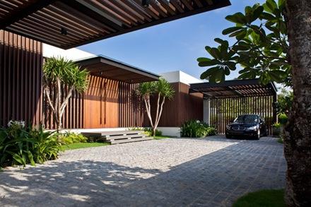 casa ramsgate 6 de fachada contempor nea en madera