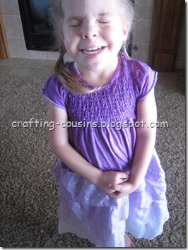 Ruffled T-shirt Dress (32)