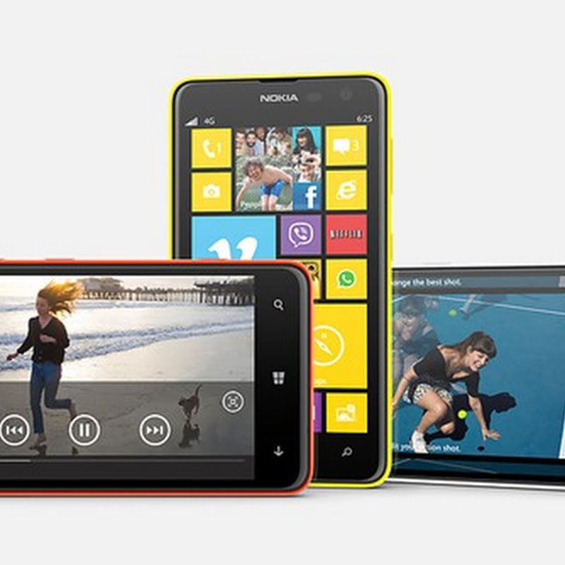 Nokia Lumia 625, un Windows Phone con pantalla de 4.7""
